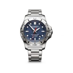 ZEGAREK VICTORINOX SWISS ARMY I.N.O.X ProDiver 241782. Niebieskie zegarki męskie Victorinox, ze stali. Za 3150,00 zł.
