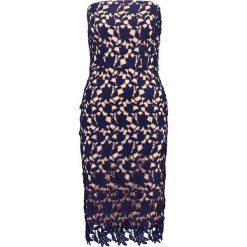 Sukienki hiszpanki: Vero Moda Tall VMBEAUTI STRAP Sukienka etui navy blazer