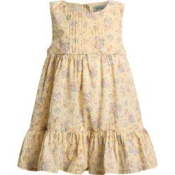 Sukienki dziewczęce letnie: Wheat BABY DRESS SIGNE Sukienka letnia yellow sand