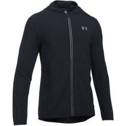Under Armour Kurtka Run True Sw Jacket Black Black Reflective S. Czarne kurtki do biegania męskie Under Armour, l. W wyprzedaży za 179,00 zł.