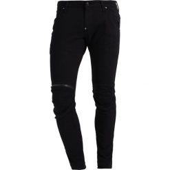 GStar 5620 3D ZIP KNEE SUPER SLIM Jeansy Slim Fit rinsed. Czarne jeansy męskie relaxed fit G-Star. Za 559,00 zł.
