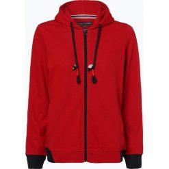 Bluzy damskie: Franco Callegari - Damska bluza rozpinana, czerwony