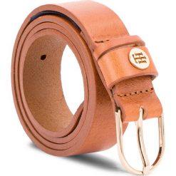 Paski damskie: Pasek Damski TOMMY HILFIGER - New Classic Belt 2.5 AW0AW05580 75 206