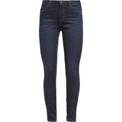 Kaffe BETTY PERFECT Jeansy Slim Fit denim dark ocean. Niebieskie jeansy damskie Kaffe, z bawełny. Za 249,00 zł.