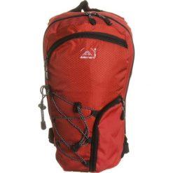 """Plecak """"Savona"""" w kolorze czerwonym - 25 x 43 x 8 cm. Czerwone plecaki męskie Elementerre, w paski, z tkaniny. W wyprzedaży za 43,95 zł."""