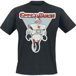 T-shirty męskie: Darkwing Duck Krachbumm-Ente T-Shirt czarny