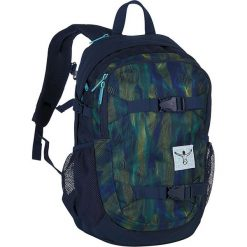"""Torebki i plecaki damskie: Plecak """"School"""" w kolorze granatowo-zielonym – 30 x 48 x 18 cm"""
