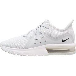 Buty sportowe chłopięce: Nike Performance AIR MAX SEQUENT 3 Obuwie do biegania treningowe white/black/hyper jade