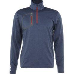 Polo Ralph Lauren Golf LONGSLEEVE Bluza winter navy heather. Niebieskie bejsbolówki męskie Polo Ralph Lauren Golf, m, z elastanu. Za 549,00 zł.
