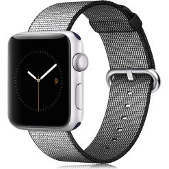"""Bransoletki męskie: Bransoletka """"Smartwatch"""" w kolorze czarnym – 38 mm"""
