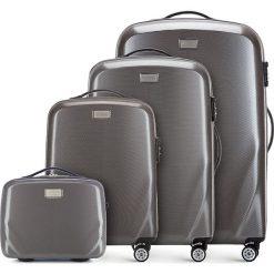 Walizki: 56-3P-57K-70 Zestaw walizek