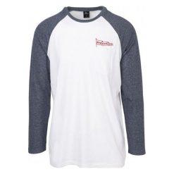 T-shirty męskie: Rip Curl T-Shirt Męski Flagraglan M Biały