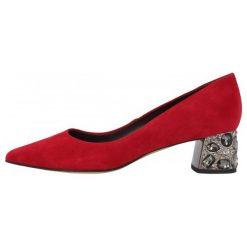 Roberto Botella Czółenka Damskie 38 Czerwony. Czerwone buty ślubne damskie Roberto Botella. Za 439,00 zł.