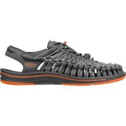 Sandały męskie: Keen Sandały męskie Uneek Flat Gargoyle/Burnt Orange r. 44 (1016901)