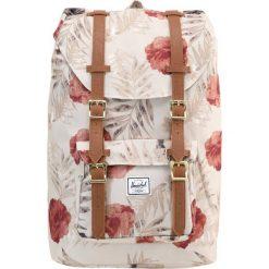 Plecaki damskie: Herschel LITTLE AMERICA Plecak pelican/tan