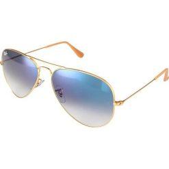 Okulary przeciwsłoneczne damskie: RayBan AVIATOR LARGE METAL Okulary przeciwsłoneczne gold