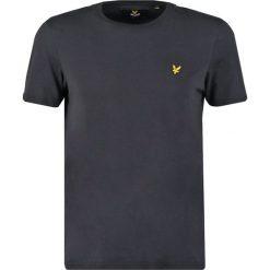 T-shirty męskie: Lyle & Scott CREW NECK Tshirt basic true black