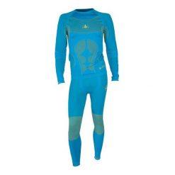 Odzież termoaktywna męska: Viking Bielizna termoaktywna męska Scully (komplet) niebieska r. XL (500/16/5340)