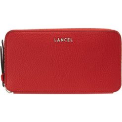 Portfele damskie: Lancel LETTRINE CONTINENTAL Portfel red lancel