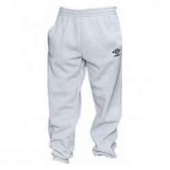 Umbro Spodnie Dresowe Grey Marl Xl. Brązowe spodnie dresowe męskie Umbro, z dresówki. W wyprzedaży za 69,00 zł.