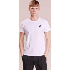 T-shirty męskie z nadrukiem: CLOSED Tshirt z nadrukiem weiss