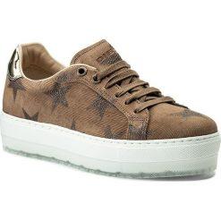 Sneakersy DIESEL - S-Andyes W Y01253 P1644 T8097 Mushroom. Brązowe sneakersy damskie Diesel, z materiału. W wyprzedaży za 479,00 zł.