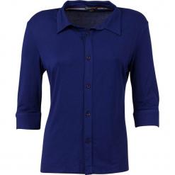 """Bluzka """"The Waters"""" w kolorze granatowym. Niebieskie bluzki damskie 4funkyflavours Women & Men, l, z klasycznym kołnierzykiem. W wyprzedaży za 181,95 zł."""