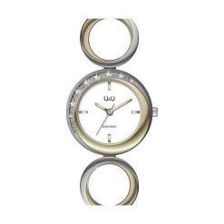 Zegarki damskie: Q&Q F641-401 - Zobacz także Książki, muzyka, multimedia, zabawki, zegarki i wiele więcej