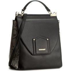 Torebka MONNARI - BAGA530-020  Black. Szare torebki klasyczne damskie marki Monnari, z materiału, średnie. W wyprzedaży za 159,00 zł.