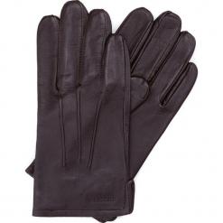 Rękawiczki męskie 39-6-308-B. Czarne rękawiczki męskie Wittchen. Za 159,00 zł.