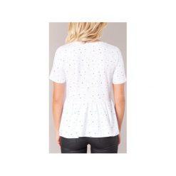 T-shirty z krótkim rękawem Moony Mood  ILETTE. Białe t-shirty damskie Moony Mood, l. Za 87,20 zł.