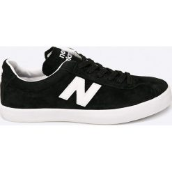 New Balance - Buty. Szare halówki męskie marki New Balance, z gumy. W wyprzedaży za 179,90 zł.