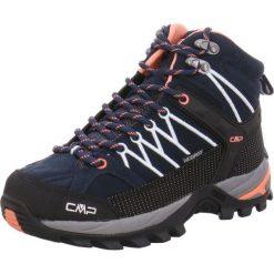 Buty trekkingowe damskie: Campagnolo Buty unisex Rigel Mid Wmn Trekking Wp granatowo-pomarańczowe r. 38 (3Q12946 92AD)