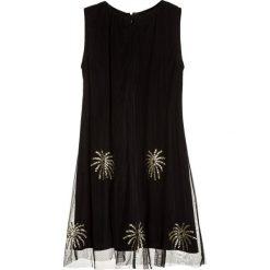 Sukienki dziewczęce: Benetton DRESS Sukienka koktajlowa black