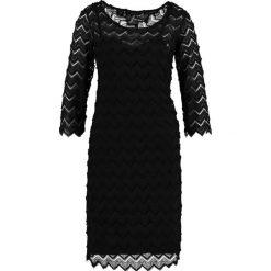 Sukienki hiszpanki: Soyaconcept NIKOLA  Sukienka letnia black
