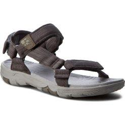 Sandały damskie: Sandały JACK WOLFSKIN - Seven Seas 2 Sandal W 4022441-6011040 Tarmac Grey