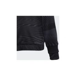Bluzy dresowe Dziecko adidas  Bluza z kapturem Football X. Czarne bluzy chłopięce rozpinane marki Adidas, z dresówki. Za 139,30 zł.