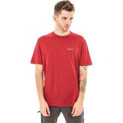 Koszulki sportowe męskie: Marmot Koszulka męska Conveyor Tee Marmot True Team Red Heather czerwona r. L (518208568)