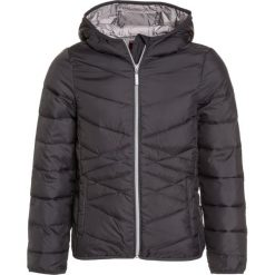 S.Oliver RED LABEL Kurtka zimowa dark grey. Szare kurtki dziewczęce przeciwdeszczowe s.Oliver RED LABEL, na zimę, z materiału. W wyprzedaży za 129,35 zł.