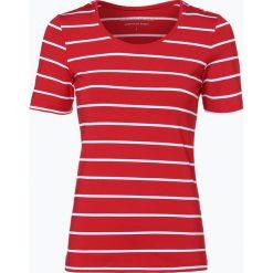 Apriori - T-shirt damski, czerwony. Niebieskie t-shirty damskie marki Apriori, l. Za 79,95 zł.
