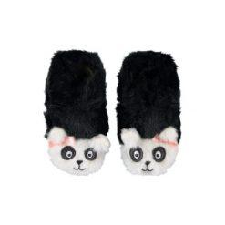 Robeez  Baby Buciki do raczkowania PANDA kolor czarno-biały. Białe buciki niemowlęce chłopięce Robeez, ze skóry. Za 85,00 zł.