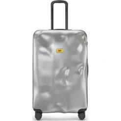 Walizka Icon duża srebrna. Szare walizki marki Crash Baggage, duże. Za 1120,00 zł.
