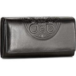 Duży Portfel Damski WITTCHEN - 04-1-052-1 Black. Czarne portfele damskie Wittchen, ze skóry. Za 439,00 zł.