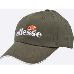Ellesse - Czapka. Szare czapki z daszkiem męskie Ellesse, z bawełny. W wyprzedaży za 69,90 zł.