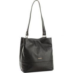Torebka LASOCKI - VS4167 Czarny. Czarne torebki klasyczne damskie Lasocki, ze skóry. Za 279,99 zł.