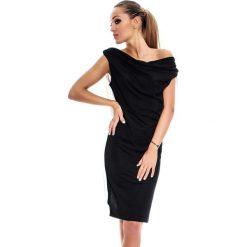 Odzież damska: Sukienka Sara Zago w kolorze czarno-białym