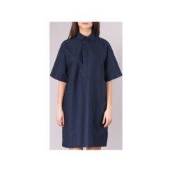 Sukienki krótkie G-Star Raw  DELINE POLO DRESS S/S. Czerwone sukienki mini marki G-Star RAW, l, z bawełny. Za 319,20 zł.