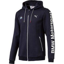 Bluzy męskie: BLUZA PUMA BMW GRANATOWA 572779 01