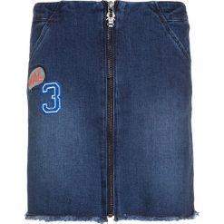 Spódniczki: GEORGE GINA & LUCY girls KOPENHAGEN Spódnica jeansowa asphalt blue