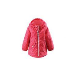 Kurtki chłopięce przeciwdeszczowe: REIMA Girls Mini Kurtka Sleet flamingo red